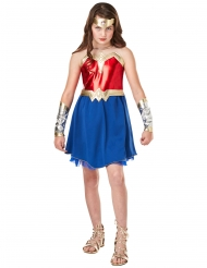 Déguisement Wonder Woman™ -Justice League™ fille