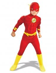 Déguisement Flash™ plastron musclé garçon