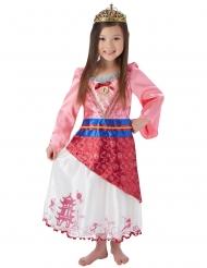 Déguisement princesse Mulan™ avec couronne fille