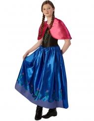 Déguisement classique Anna La Reine des Neiges™ adolescente