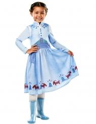 Déguisement Anna Joyeuses Fêtes avec Olaf™ fille