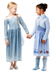 Déguisement Elsa Joyeuses Fêtes avec Olaf™ fille