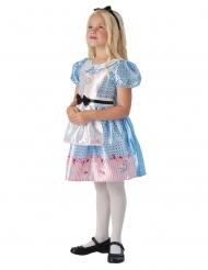 Déguisement deluxe Alice au pays des merveilles™ fille