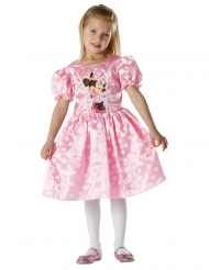 Déguisement classique rose Minnie™ fille
