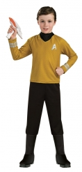 Déguisement deluxe Captain Kirk Star Trek™ enfant