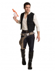 Déguisement grand heritage Han Solo™ adulte
