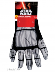 Gants Captain Phasma Star Wars VII™ adulte