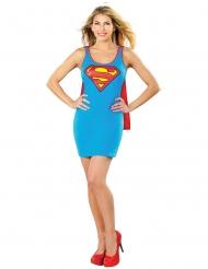 Déguisement robe Supergirl™ femme
