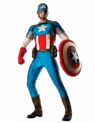 Déguisement grand heritage Captain America™ adulte