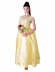 Déguisement princesse Belle™ film La belle et la Bête™ adulte