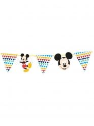 Guirlande en papier premium Mickey™ 100 x 18 cm
