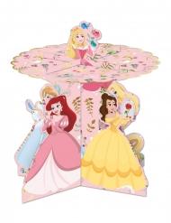 Présentoir à cupcakes en carton premium Princesses Disney™