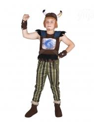 Déguisement Crogar Zak Storm™ enfant