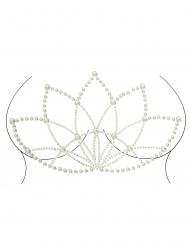 Bijoux pour corps adhésifs lotus adulte