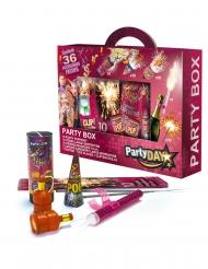Kit de fête Partybox 36 accessoires