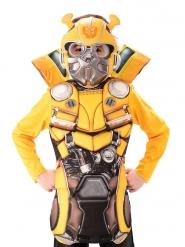 Plastron flip and reveal et masque Bumble bee Transformers™ enfant
