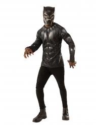 T-shirt et masque Black Panther Infinity War™ adulte