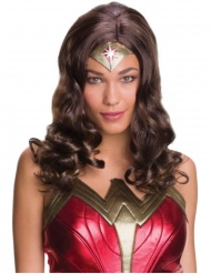 Perruque Wonder Woman™ adulte