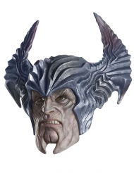 Masque en latex Steppenwolf Justice League™ adulte