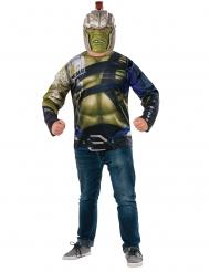 T-shirt et masque Hulk Thor Ragnarok™ adulte