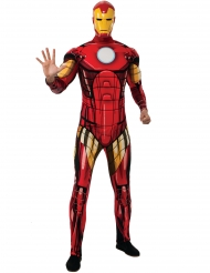 Déguisement muscle deluxe Iron Man™ adulte