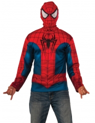 Sweat avec cagoule Spiderman™ adulte