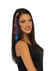 Extension de cheveux Captain America™ femme