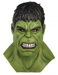 Masque complet en latex Hulk™ adulte