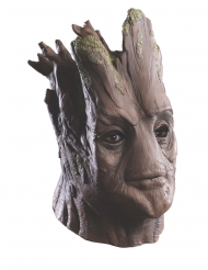 Masque complet en latex Groot Les Gardiens de la Galaxie™ adulte