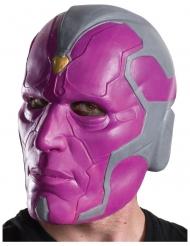 Masque 3/4 Vision Captain America Civil War™ adulte