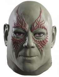 Masque en latex deluxe Drax le destructeur Les Gardiens de la Galaxie 2™ adulte