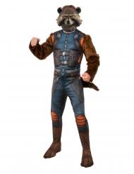 Déguisement deluxe Rocket Raccoon Les gardiens de la galaxie 2™ adulte