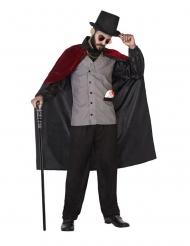 Déguisement vampire du XVIII ème siècle homme