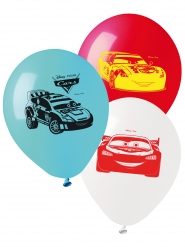 10 Ballons en latex Cars™ 28 cm