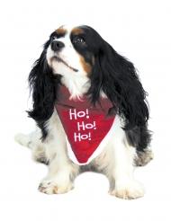 Bandana pour chien rouge