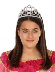Diadème de princesse fille
