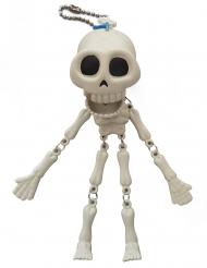 Mini squelette bouche articulée 15 cm