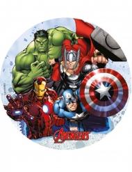 Disque en amidon Avengers™ 18,5 cm