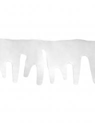 2 Guirlandes neige stalactites 33 x 120 cm