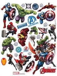 Décorations pour fenêtres Avengers™ 30 x 20 cm
