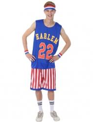 Déguisement joueur basket adulte