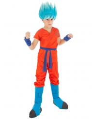 Déguisement Goku Saiyan Super Dragon ball™ enfant