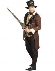 Pistolet épée 84 cm Steampunk