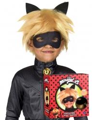 Coffret perruque et masque Chat Noir Miraculous™ enfant
