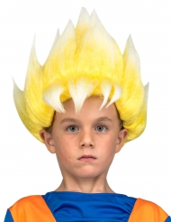 Perruque Super Saiyan Goku Dragon Ball™ enfant