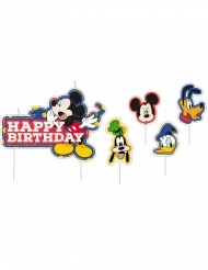 17 Bougies anniversaire Mickey Mouse™