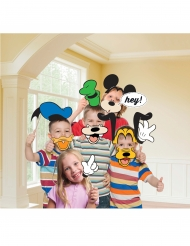 12 Accessoires photobooth Mickey Mouse™