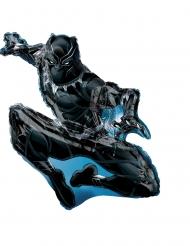 Ballon aluminium Black Panther™ 81 x 81 cm