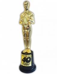 Trophée de star 40aine