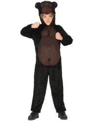 Déguisement combinaison gorille enfant